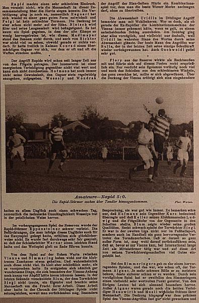 Illustriertes Sportblatt - 1